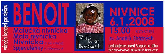 ... pozvánka na vánoční koncert do Nivnice ... 6.1.2008 ... zpracování: Vlasti