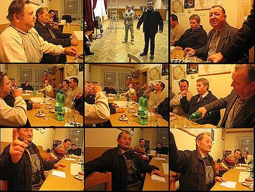 ... Boršičané založili mužský sbor ... 13.1.2008 ...