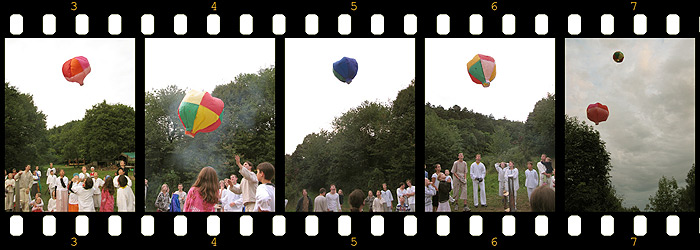 balóny ... 9.8.2009 ... foto: Jiří Miškar
