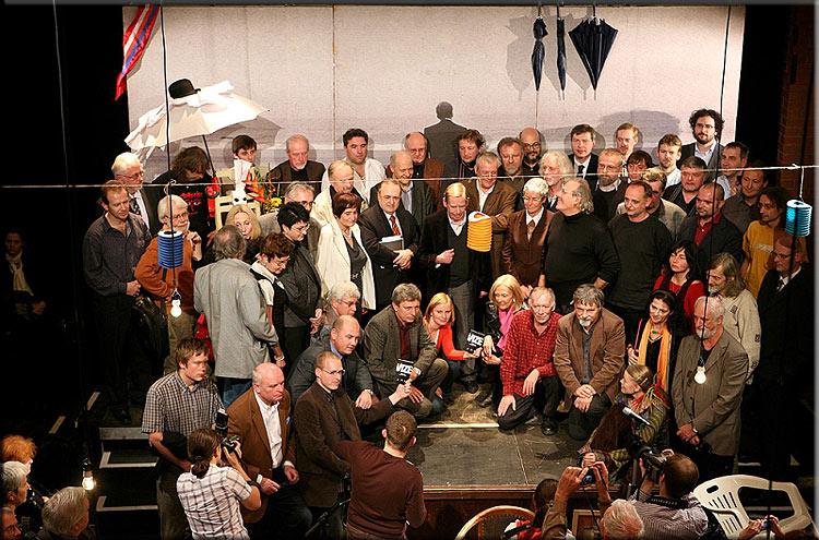 Kabinet Havel - o identitě ... 13.6.2010 ... foto: Vít Hrabal